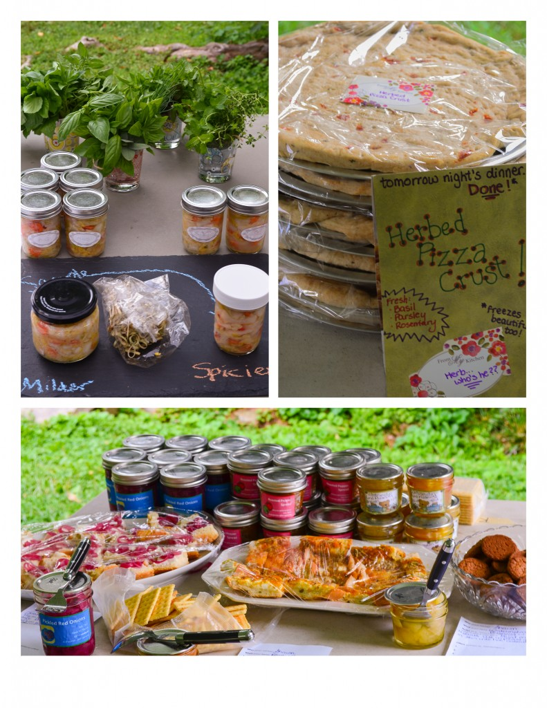 Philly Food Swap, Products! @coreylatislaw.com
