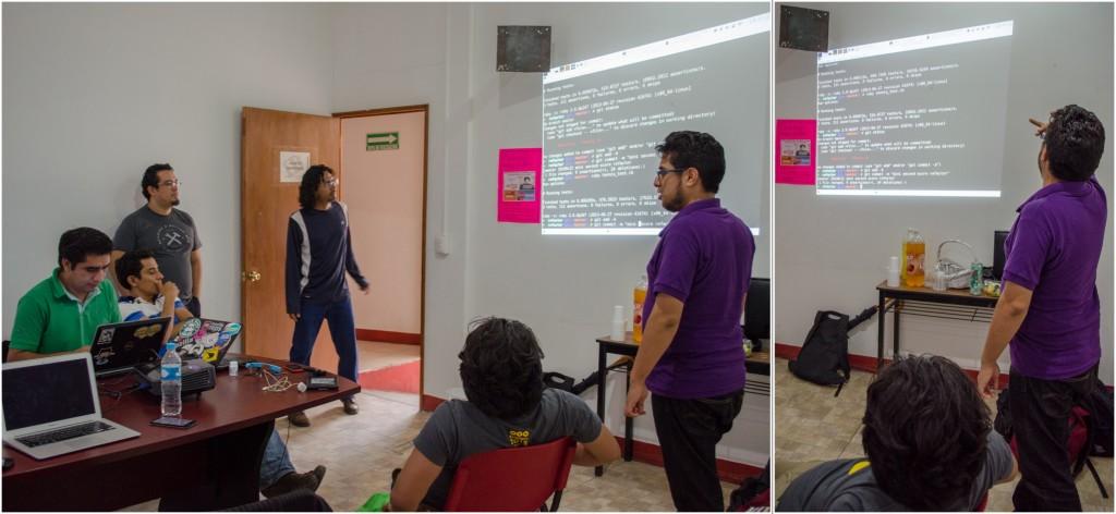 Coding Dojo 2014 - Reviewing a day's code. @coreylatislaw.com