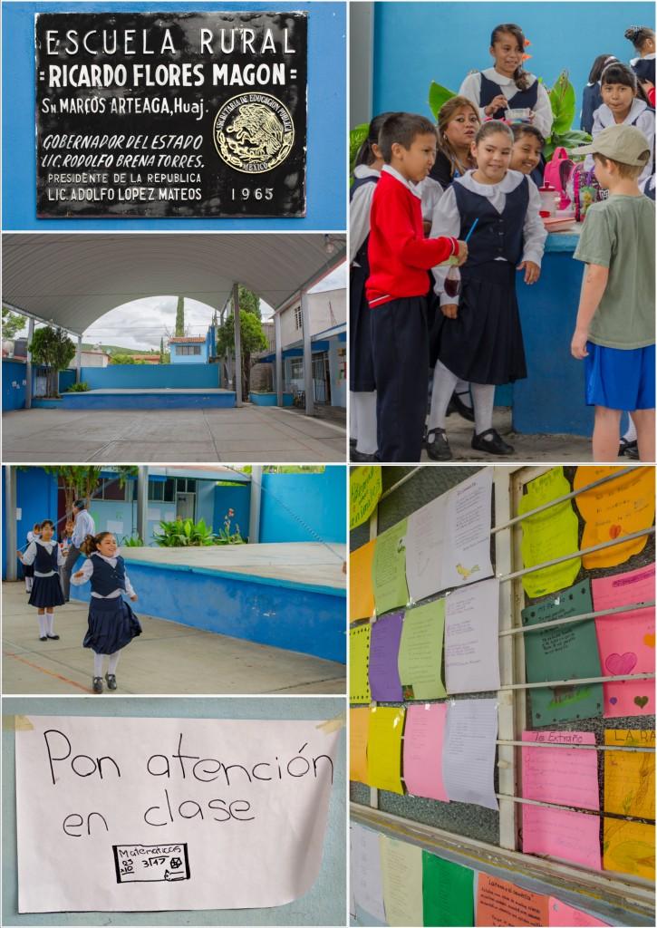 Ricardo Flores Magon School (2014). @coreylatislaw.com