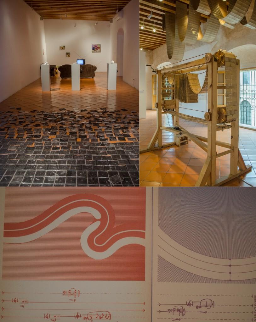 Museo de Arte Contemporáneo en Oaxaca, Mexico. @coreylatislaw.com