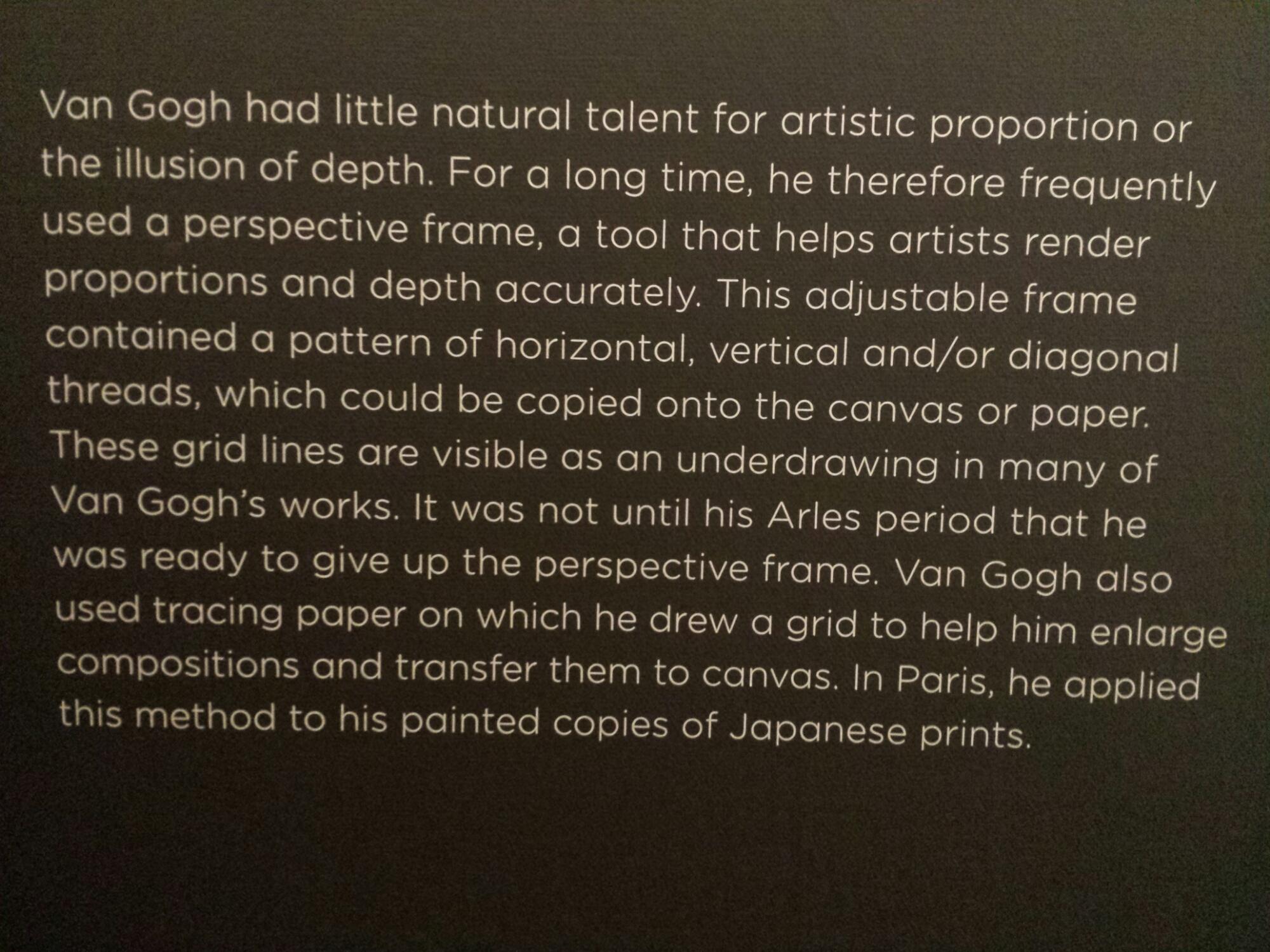 Van Gogh Museum (2014). @coreylatislaw.com