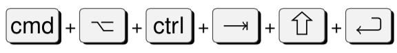 Key Formatting
